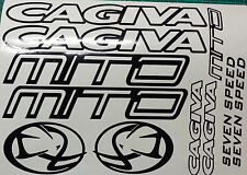 Cagiva Mito Decal/ Sticker Pack V2 7 Speed, SP EVO, Many Colours available!