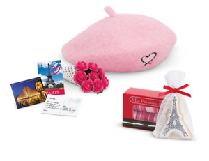 American-Girl-Grace-New-Paris-Welcome-Gifts-Retired-New-in-Box
