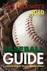 Paul Lebowitz's 2010 Baseball Guide 9781450221481 Book &h