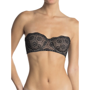 NWT Free People Intimately FP Starla Lace Underwire Convertible Bra 32C 34A
