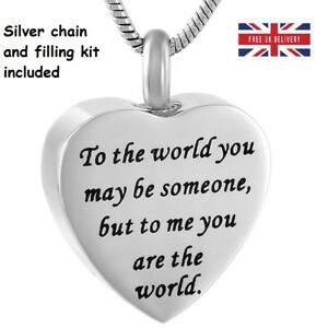To-the-World-Cremation-Urn-Pendant-Ashes-Necklace-Funeral-Memorial-Jewellery-UK