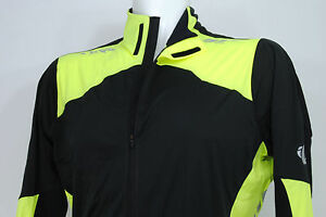 PEARL iZUMi PRO Aero Long Sleeve Cycling Jersey Black Fluorescent ... 5532a1ab8