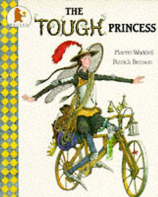 """1 of 1 - """"VERY GOOD"""" The Tough Princess, Martin Waddell, Book"""