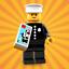 LEGO-71021-Series-18-MINIFIGURES-17-FACTORY-SEALED-Set-Party-Theme-CMF-Complete thumbnail 2