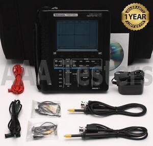 tektronix tekscope ths730a 200mhz handheld oscilloscope ths730 ebay rh ebay com  Tektronix THS720A Manual