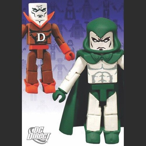 Mint//New in Sealed Packaging! DC MINIMATES Series 4 DEADMAN /& THE SPECTRE