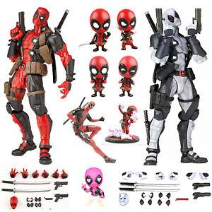 Superheld-X-Men-Deadpool-Action-Figur-Figuren-Spielzeug-Geschenk-Sammlung-Toys