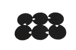 pack Of 6/12 United Ltwhome Carbon Filter Pads Fit For Eheim Aqua Compact 40 60 Luxuriant In Design