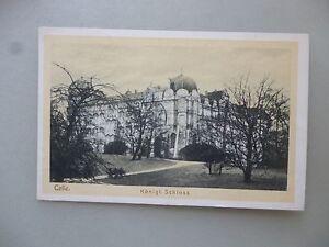 Ansichtskarte-Celle-Koenigliches-Schloss-1915-Nr-594