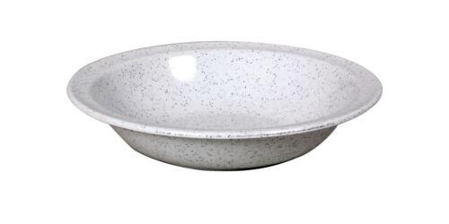 Waca Melamin Teller 20,5 cm Ø granit tief