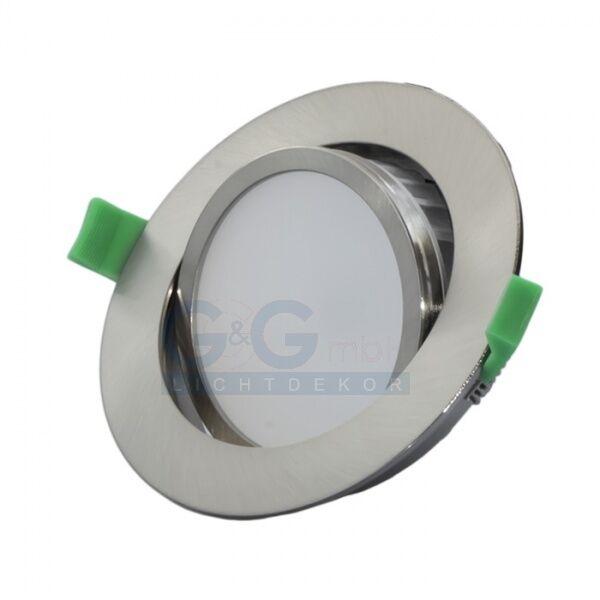 12W LED Einbaustrahler Einbauleuchte Warmweiss -  Kaltweiß DIMMBAR 8208C     | Charmantes Design  | Trendy  | Verkaufspreis