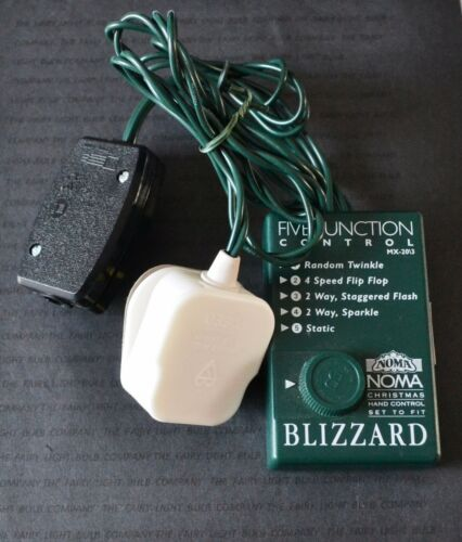 NOMA REPLACEABLE HAND CONTROLLER MX-20\3 FOR BLIZZARD SETS 0874
