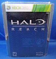 Halo: Reach -- Limited Edition (microsoft Xbox 360, 2010) Factory Sealed