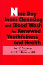 Nine-Day Inner Cleansing and Blood Wash for Renewe