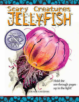 Gerard Cheshire, Jellyfish (Scary Creatures), Very Good Book