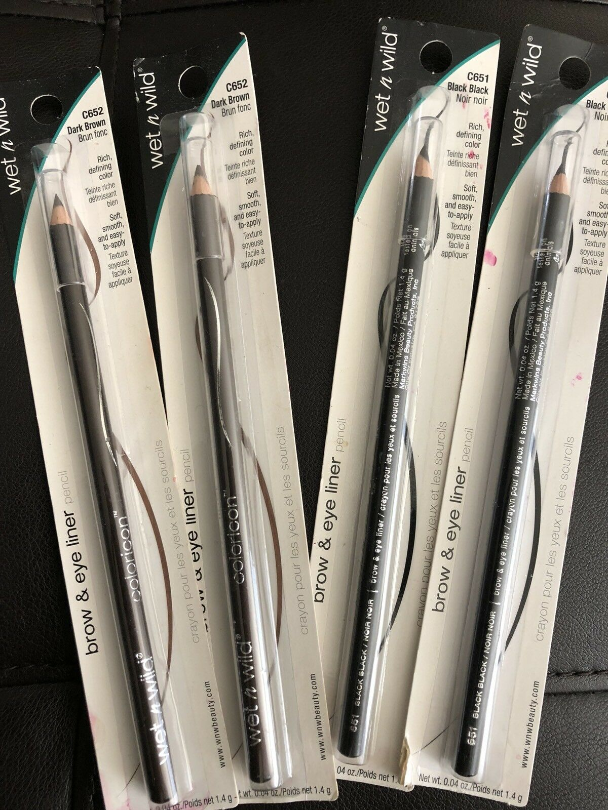 Wet N Wild Brow Pencils Discontinued Eyebrow Pencil Ebay