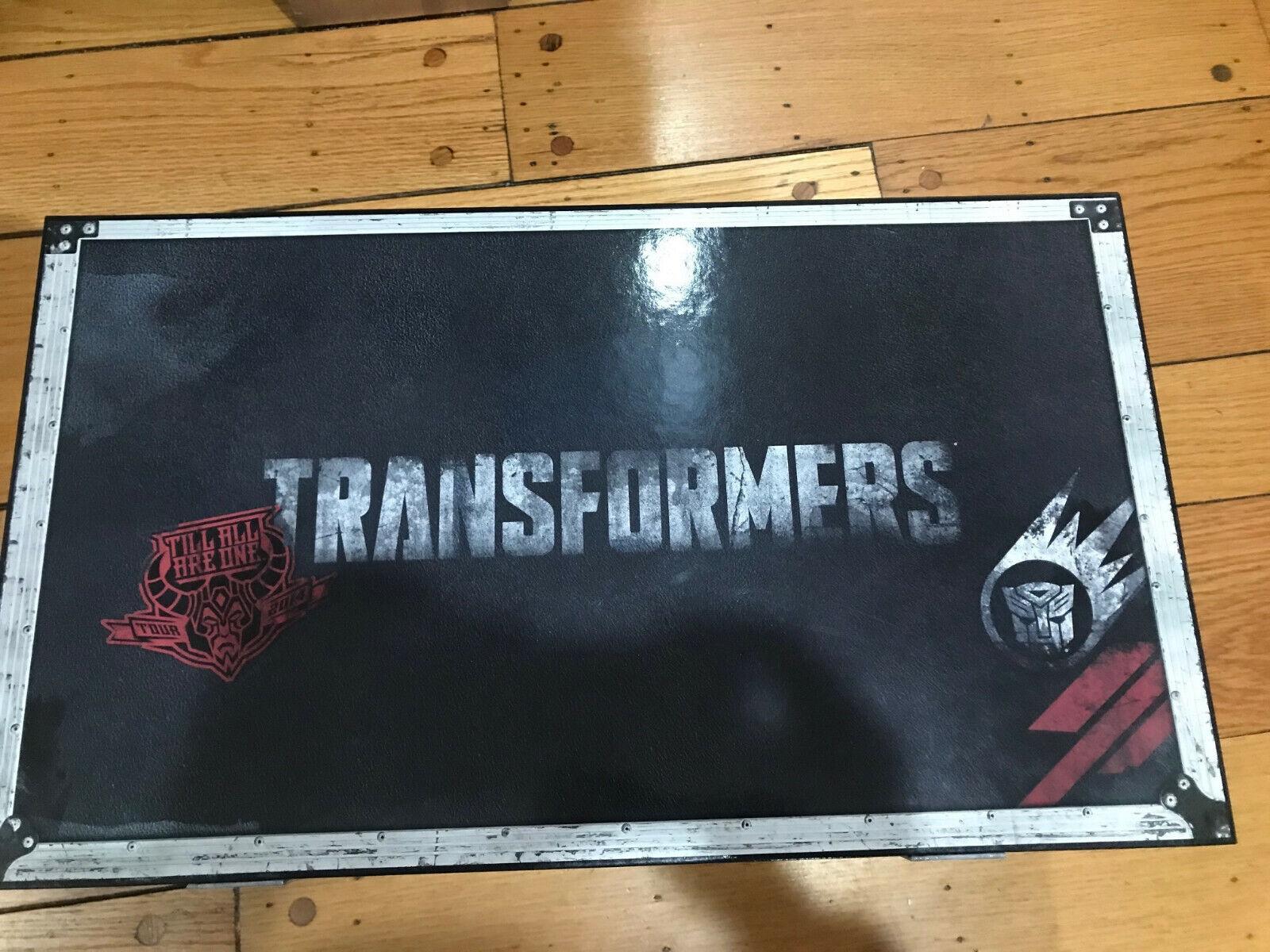 San Diego comic-con exclusivo Transformers Caballeros de Unicron