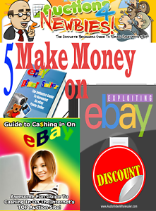 Make Money On Ebay 5 Ebook Pdf High Quality 0 99 Free Fast Shipping Ebay