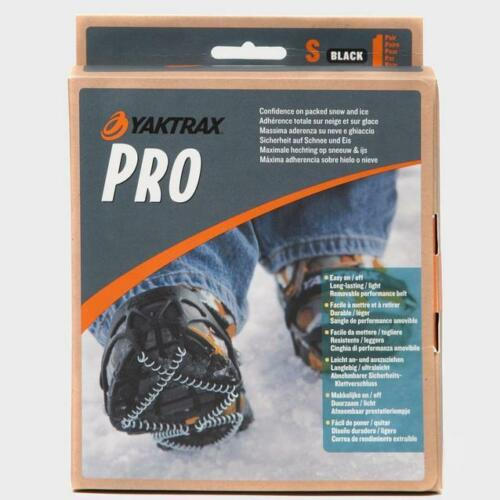 Brand New Yaktrax Pro Ice Grips size X Large UK Size 13+ Black
