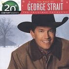20th Century Masters - The Christmas Collection by George Strait (CD, Sep-2003, MCA Nashville)