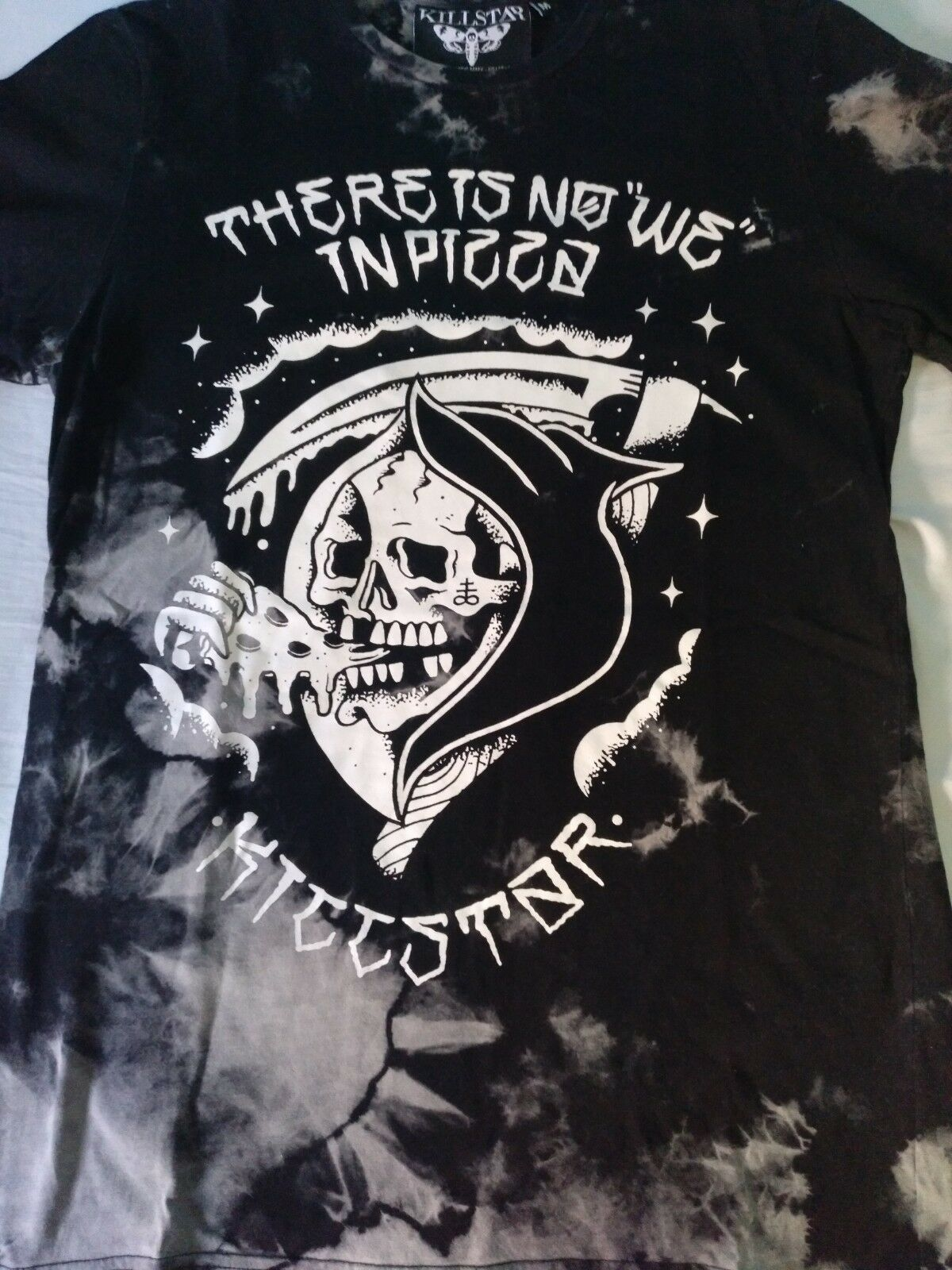 New killstar clothing drop dead disturbiaThere Is No We T-Shirt TIEDYE medium ma