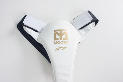 PU WTF Approved Protector TKD MOOTO EXTERA Female Groin Guard Panty Type