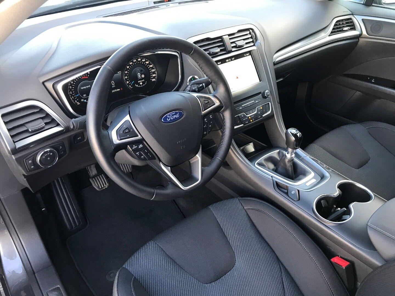 Ford Mondeo 1,5 SCTi 160 Titanium stc. - billede 13