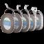 Fliegengitter-Magnetband-selbstklebend-mit-3M-Kleber-Kleberuecken-Magnetstreifen Indexbild 1