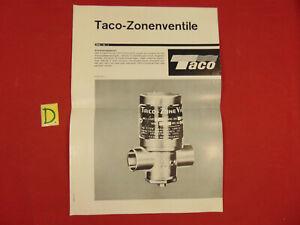 Bücher Offen Taco-zonenventile Technische Daten Erfrischung