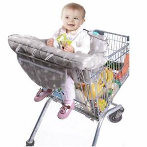 Prime Details About Lekebaby 2 In 1 Shopping Cart Seat Cover Restaurant High Chair Cover For Infants Evergreenethics Interior Chair Design Evergreenethicsorg