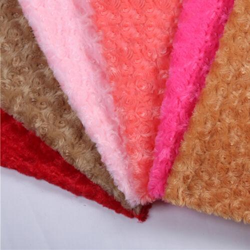 Anti-slip Multi Colors Rose Flower Wedding Decor Stage Hall Aisle Runner Mat BOS