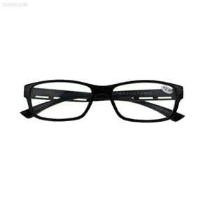 Unisex-Resin-Classic-Elders-Reading-Glasses-Presbyopic-Transparent-Black-2-0