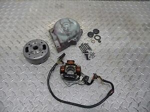 Details about Honda XL 125 Stator, Flywheel and Cover #163I