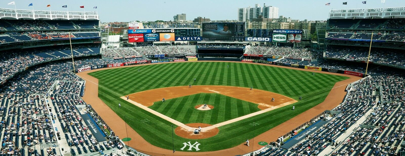 Minnesota Twins at New York Yankees
