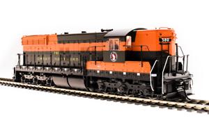 BROADWAY-LIMITED-5806-HO-SD9-GN-573-Empire-Builder-Paragon3-Sound-DC-DCC