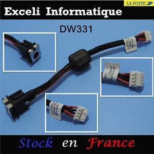 Conector-de-alimentacion-Conector-Dc-Jack-cable-dw331-6017B0281901-REV-A02