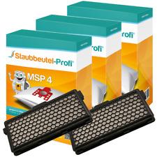 1 Hepafilter  geeignet für Miele S 4211 10 Staubsaugerbeutel