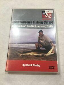 John-Wilson-039-s-Fishing-Safari-Big-Shark-Fishing-DVD-5023093051723