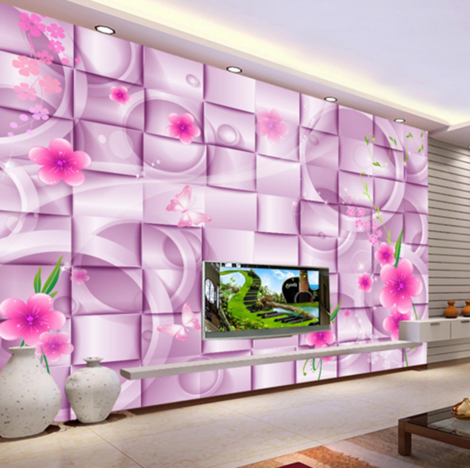3D Infloresce 5070 WandPapier Murals Wand Drucken WandPapier Mural AJ Wand UK Kyra