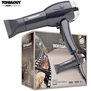 TONI-amp-GUY-TGDR5371UK-Daily-Conditioning-Salon-Pro-Hair-Dryer-2000W-Brand-New