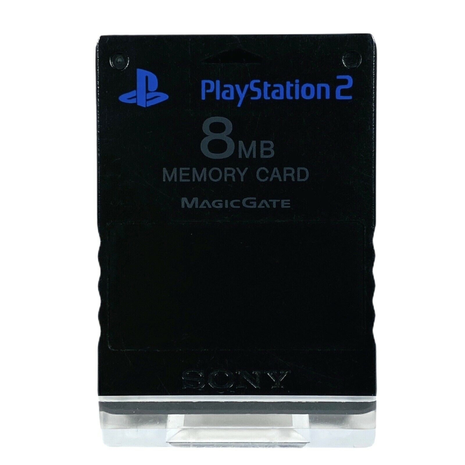 MagicGate Official Sony PlayStation 2 Memory Card 8MB Magic Gate + Quick Post