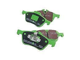 EBC Delantero Greenstuff Freno Pastillas DP21989 Mejora Rendimiento Almohadilla