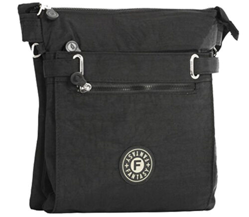 Womens Ladies Small Messenger Cross Body Bag Shoulder Bag Vacation Travel Bag
