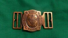 Fibbia A.S.C.I. scout asci buckle belt