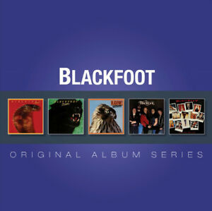 Blackfoot-Original-Album-Series-CD-5-discs-2013-NEW-Quality-guaranteed