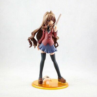 Anime Toradora Taiga Aisaka 1/8 Scale Painted Figure Collection No Box Hot