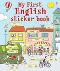 My First English Sticker Book by Sue Meredith (Paperback, 2011)