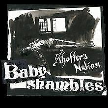 Shotter-039-s-Nation-von-Babyshambles-CD-Zustand-gut