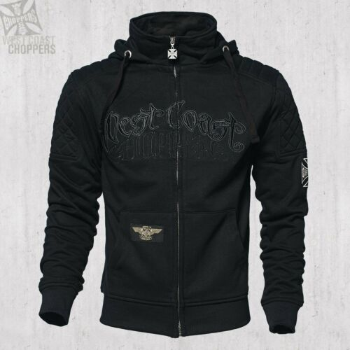 West Choppers Coast brand Vida New Hoodie Zip Por ORZarxOn