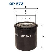 Filtro de aceite Filtron op572